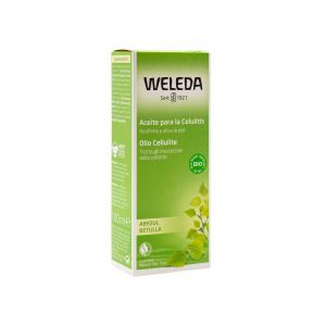 Olio Cellulite Betulla Weleda 100 ML