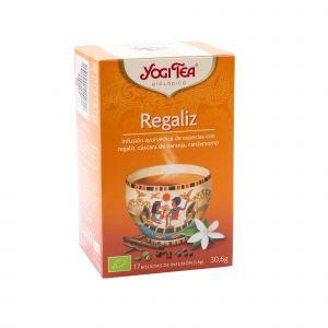 Liquirizia Yogi Tea 31 G