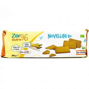 Novellini Zer% Glutine 200G