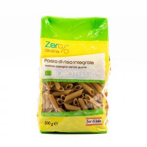 Penne di Riso Integrale Senza Glutine Zer% Glutine 500G